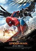 Filmplakat: Spider-Man: Homecoming