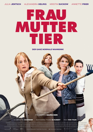 Filmplakat: Frau Mutter Tier