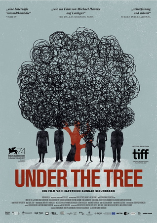 Filmplakat: UNDER THE TREE