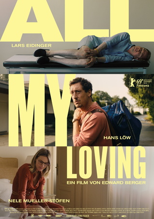 Filmplakat: ALL MY LOVING