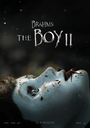 Filmplakat: Brahms: The Boy 2