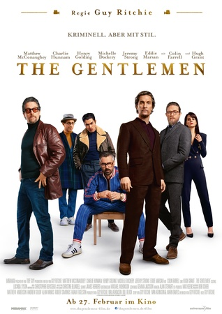 Filmplakat: The Gentlemen