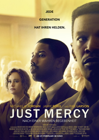 Filmplakat: Just Mercy