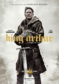 Filmplakat: King Arthur - Legend of the Sword