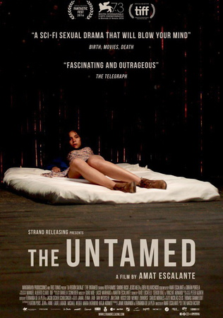 Filmplakat: The Untamed