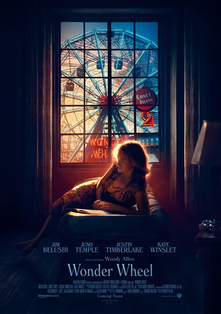 Filmplakat: Wonder Wheel