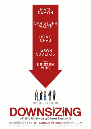 Filmplakat: Downsizing