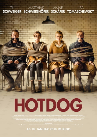 Filmplakat: Hot Dog