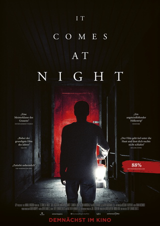 Filmplakat: It comes at night