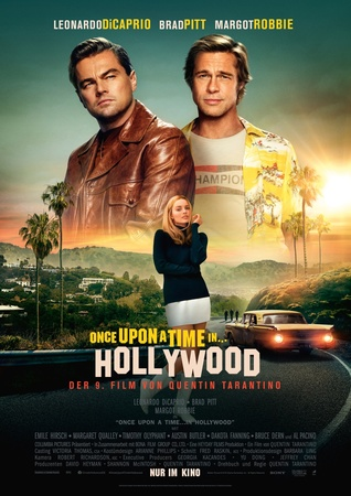 Filmplakat: Once Upon a Time... in Hollywood